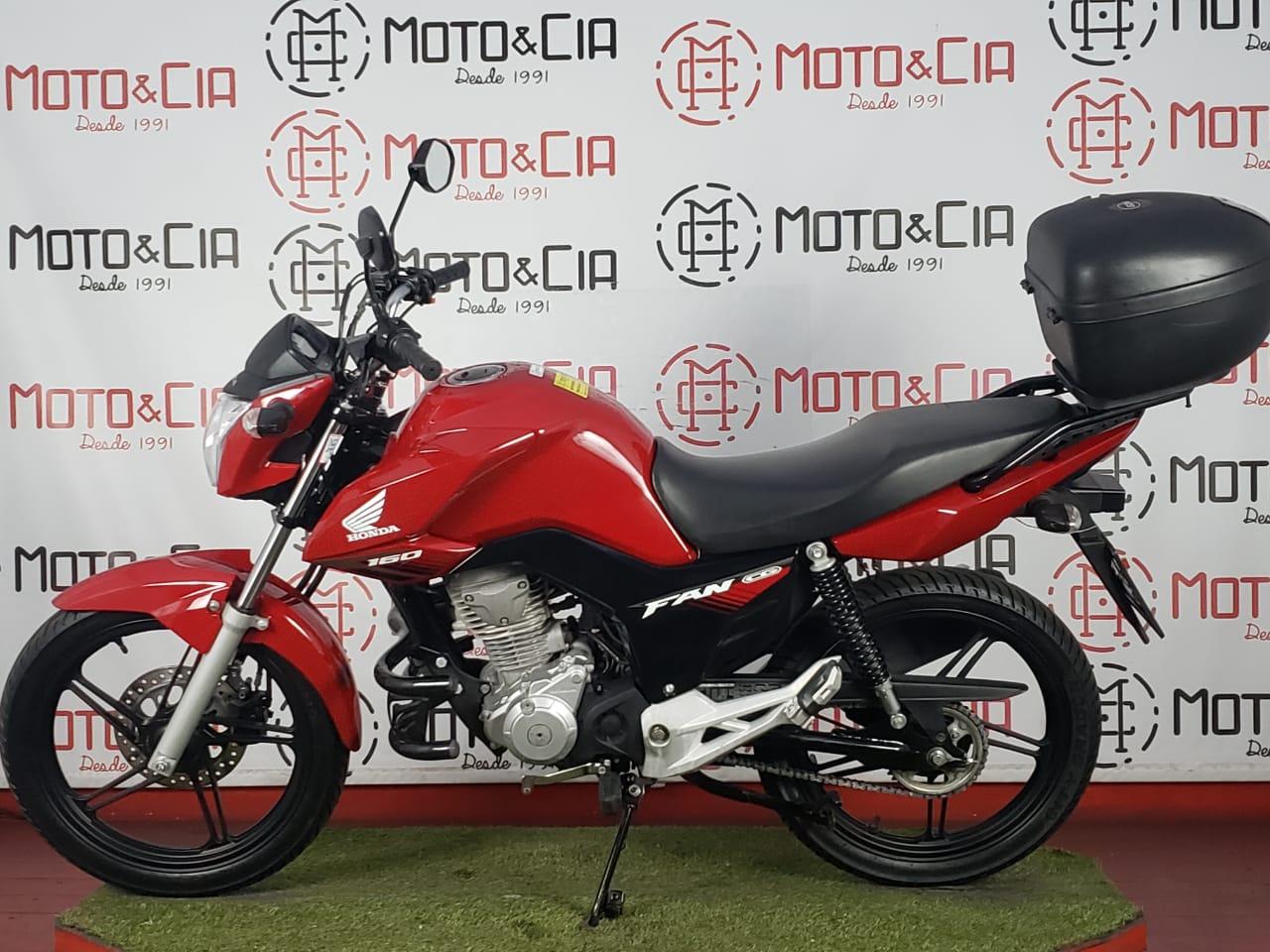 Honda - Fan 160