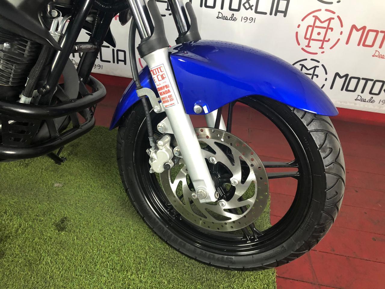 Yamaha - Fazer 250 Blueflex